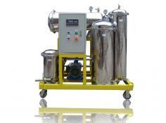 Series LOP-I Phosphate Ester Fire-Resistance Oil Purifier