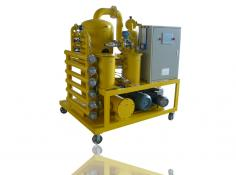 Series ZYD-P Fully-automatic Transformer Oil Filtration Machine(with PLC system)