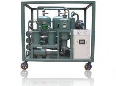 Series ZYD-R Multi-Stage Vacuum Transformer Oil Regeneration System