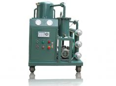 Series PO-H Portable High Precision Oil Purifier (Equipped with heaters)
