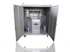 Series ZY-W Fully Enclosed Single-stage Vacuum Dielectric Oil Purification Plant