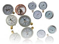 Gauges and Meters for Oil Purifiers