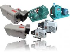 Vacuum Pumps for Oil Purifiers