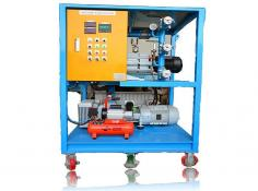 Series FTVS Double-stage Transformer Evacuation System, Vacuum Pump Group
