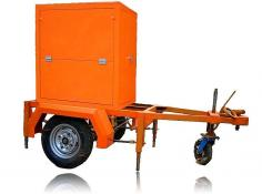 Series ZY-O Mobile & Fully Enclosed Type Dielectric Oil Purification System