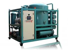 Series ZYD-U Ultra High Voltage Vacuum Transformer Oil Filtration Machine