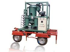 Series ZY-M Mobile Type Single-stage Vacuum Dielectric Oil Purification System