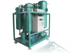 Series FTY-P Fully Automatic Type Vacuum Turbine Oil Purifier