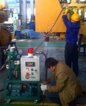 Portable High Precision Oil Purifier