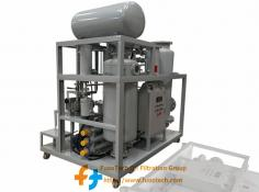 Series LYR Oil Purification and Decoloring System