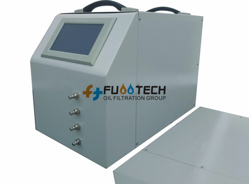 Series FT-OL-01 Automatic Vacuum Oil Filling Machine for PT/CT