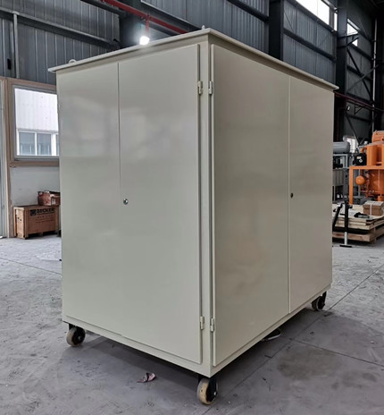 FUOOTECH's ZYD-150 Transformer Oil Filtration Machine Supplying to Hyundai