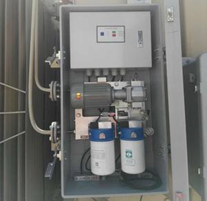 Online Oil Filtration Machine for OLTC