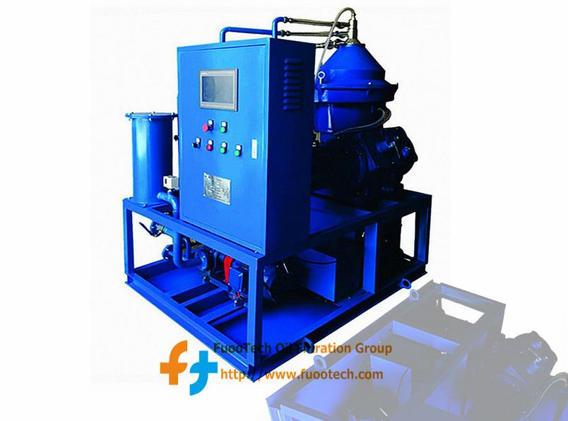 FUOOTECH Series FCF Centrifugal Oil Purifier Centrifuging Oil Water Separator