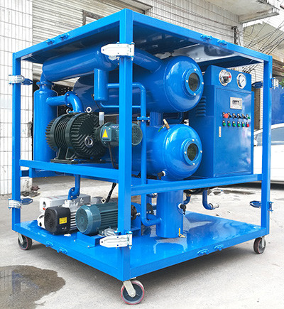 What is the main purpose of oil purifier?